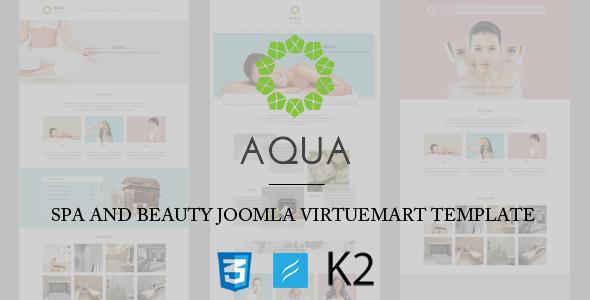 Spa and Beauty Joomla VirtueMart Template by jwsthemes   ThemeForest