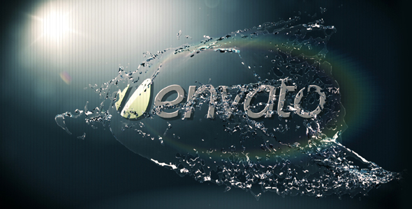 Aqua's title by ARGroup | VideoHive
