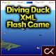 Diving Duck XML Flash Game
