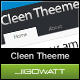Cleen Theeme - WorldWideScripts.net Item para sa Sale
