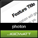 photon - WorldWideScripts.net Point à vendre