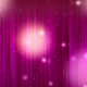 PURPLE PARTICLE BANNER