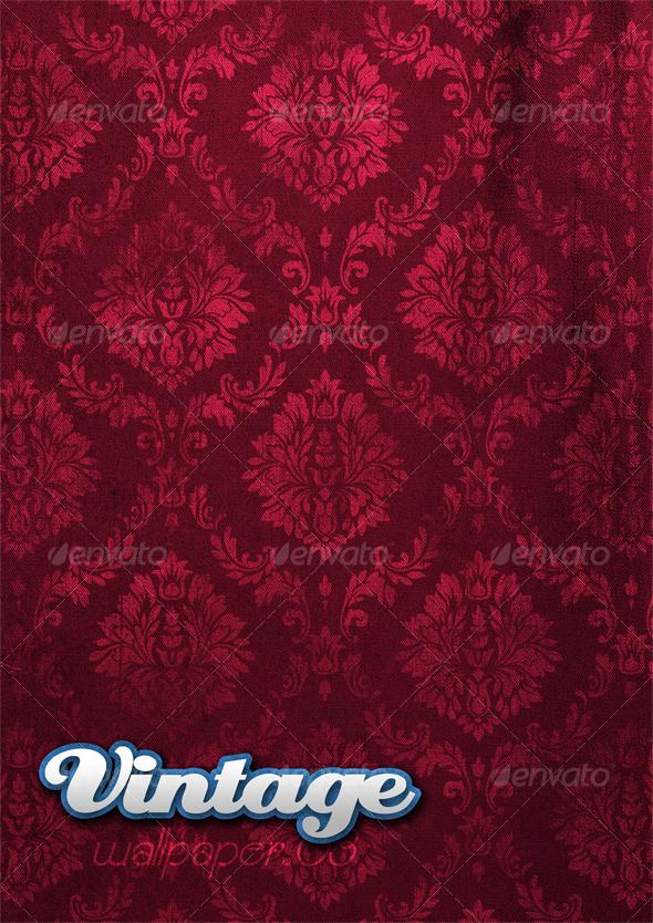 Vintage Wallpaper .03 - GraphicRiver Item for Sale. Item Details · Comments