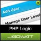 PHP Login e User Management - WorldWideScripts.net oggetto in vendita