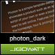 photon_dark - WorldWideThemes.net Item por Vendo