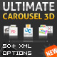 Ultimate 3D Carousel AS2