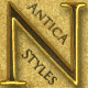 Antica &#8211; Original Ancient Photoshop Text Layer Styles