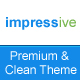 impressive - premium portfolio + business + blog