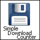 Enkelt Download Counter - WorldWideScripts.net Element til salgs