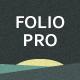 Folio Pro – Plantilla para porfolio en una página