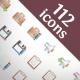 112 premium icons
