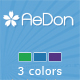 Aedon - Corporate Theme - ThemeForest Item for Sale