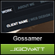 Gossamer - WorldWideThemes.net Item por Vendo
