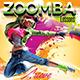 Zumba / Fitness Flyer-Graphicriver中文最全的素材分享平台