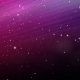 Dark Sky Aurora Animated Banner Background