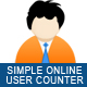 Simple ONLINr1 USER COUNTER