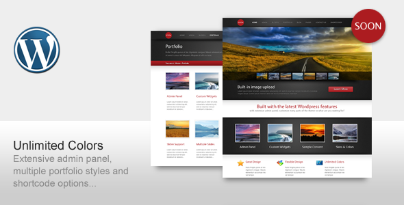 SOON - Powerful Elegant for Portfolio Business (Portfolio) for Sale