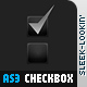 AS3 Checkbox