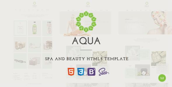 Aqua - Spa-Beauty Responsive Commerce Drupal Theme by drupalet ...