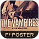 Vampires Flyer Poster-Graphicriver中文最全的素材分享平台