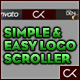 SIMPLE & EASY LOGO SCROLLER