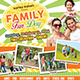 Family Day Flyer-Graphicriver中文最全的素材分享平台