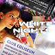 White Nights Poster/Flyer Template - GraphicRiver Item for Sale