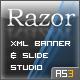 Razor XML Slide Studio