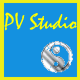 PV Electronic Logo