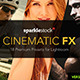 Cinematic FX for Lightroom-Graphicriver中文最全的素材分享平台