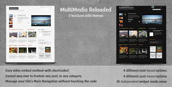 Multimedia Reloaded