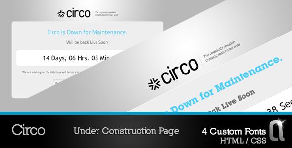 CIRCO Under Construction