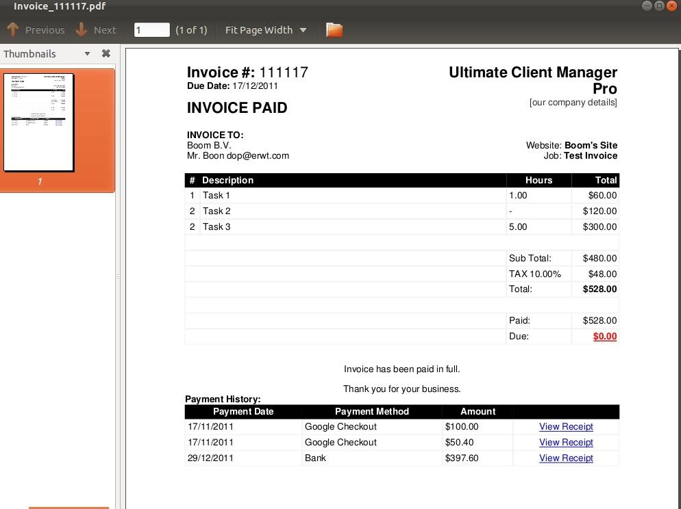 virtuemart 2 edit invoice template download 2018