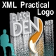 xml-practical-logo-effect 