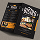 Rustic Bifold Restaurant Me-Graphicriver中文最全的素材分享平台