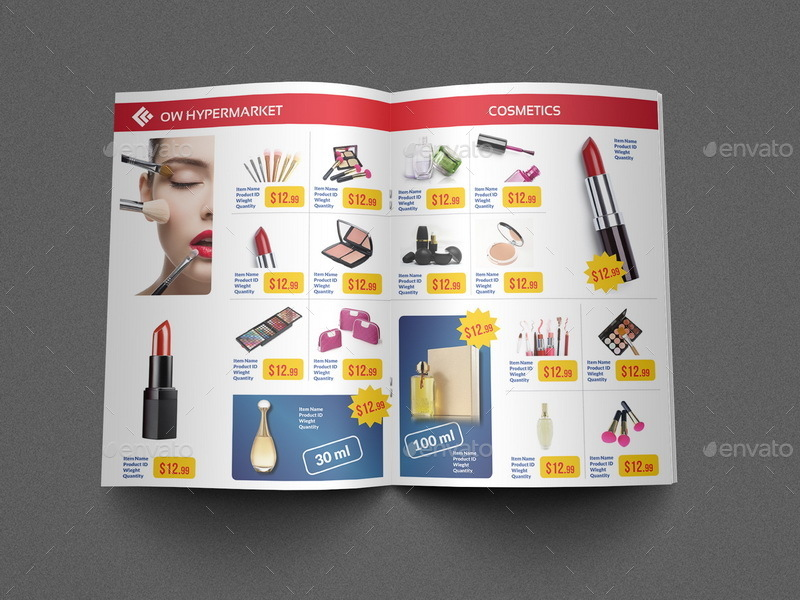 Product Brochure Template Choice Image Template Design Free Download