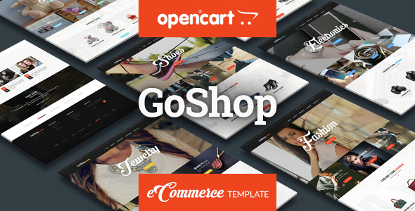 goshop premium opencart template by nine themes themeforest