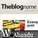 Abandu Wordpress Theme