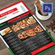 Pizza Menu-Graphicriver中文最全的素材分享平台