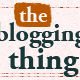 the blogging thing - ThemeForest Item for Sale