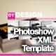Photoshow XML Template