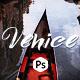 Venice Landscape Photoshop -Graphicriver中文最全的素材分享平台