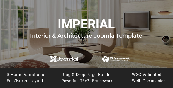 Imperial interior architecture joomla template by ithemeslab imperial interior architecture joomla template business corporate fbccfo Gallery