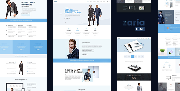 Zaria business consulting html5 css3 template by milothemes zaria business consulting html5 css3 template business corporate friedricerecipe