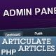 Articulate Articles