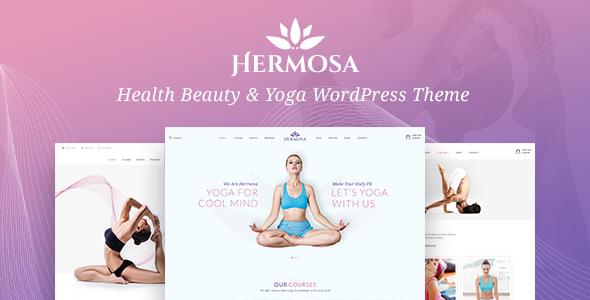 Hermosa - Health Beauty & Yoga WordPress Theme by NooTheme | ThemeForest