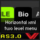 AS3 Dynamic XML Horizontal Menu