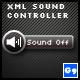 XML Sound Controller