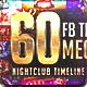 60 Timeline Cover Mega Bund-Graphicriver中文最全的素材分享平台
