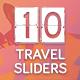 Travel Slider-Graphicriver中文最全的素材分享平台